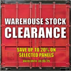 WINTER WAREHOUSE CLEARANCE