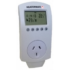 Thermostat with Digital Timer - Plug In